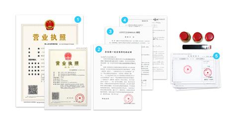 张江注册公司办好后所得资料