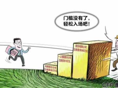 什么情况需要办理减资,注册上海公司注册资金需要理性