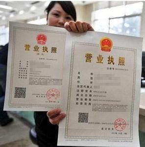 上海公司注册办理上海营业执照